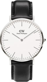 Daniel Wellington Classic Sheffield 40mm Uhr