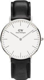 Daniel Wellington Classic Sheffield 36mm horloge