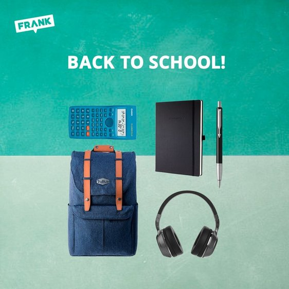 Shop your backpack