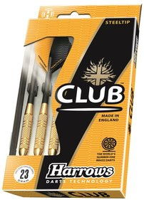 Harver Club Brass Steel Tips