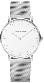 Montre Paul Hewitt Sailor en acier