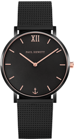 Montre Paul Hewitt Sailor noire