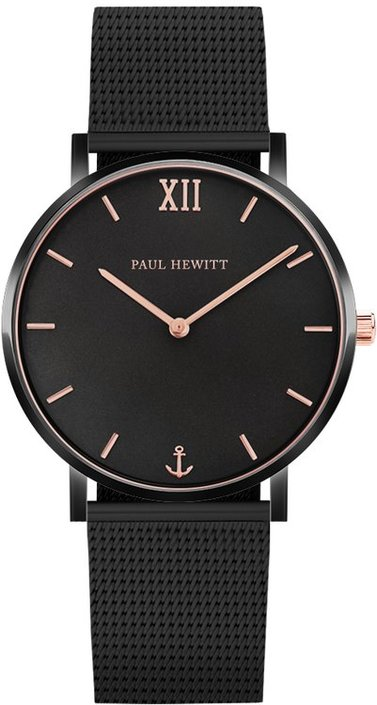 Paul Hewitt Sailor zwart horloge
