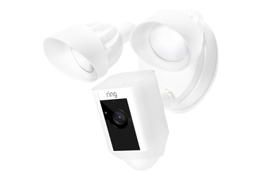 Ring Floodlight Cam wired security camera
