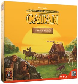 Catan: Kooplieden & Barbaren bordspel