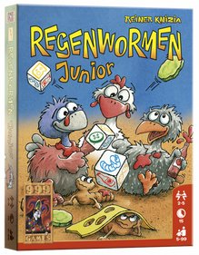 Regenwormen Junior (A13)