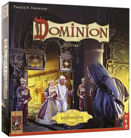 Dominion: Intrige bordspel