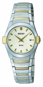 Seiko Bicolour SXB386P1 watch