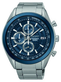 Seiko Chronograph SSB177P1 watch