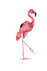 Luxform Solar Flamingo lamp