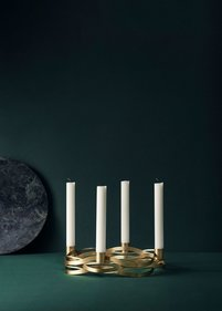 Stelton Tangle Advent candle holder