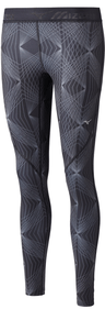 Mizuno Impulse Printed Long Tight shorts