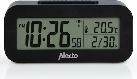 Alecto AK-30 alarm clock with thermometer