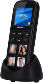 Fysic FM-50 mobile with GPS and photo keys