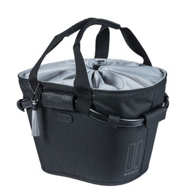 Basil Noir Carry All KlickFix fietsmand