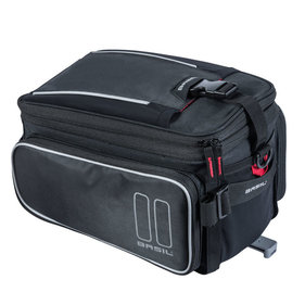 Basil Sport Design Trunkbag Mik single bicycle bag black