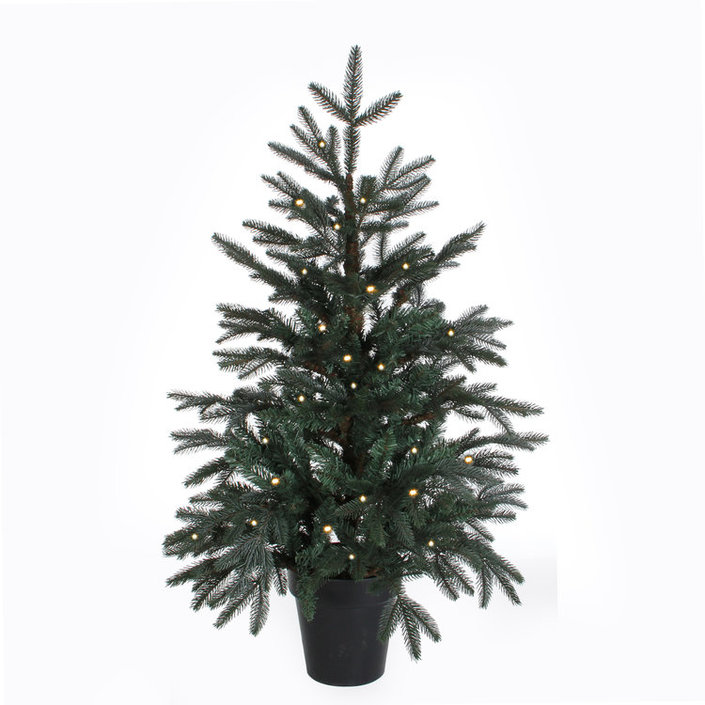 Black Box Frasier Lights kunstkerstboom 100 cm