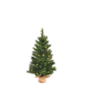Black Box Lawson Lights kunstkerstboom 60 cm