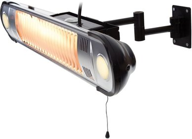 Sunred Subra heat light 1500 wandheater