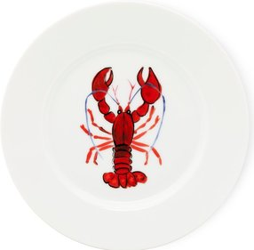 Fabienne Chapot Lobster pastry plate