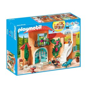 Playmobil Holiday villa 9420