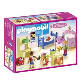 Playmobil Children's room with bunk bed 5306