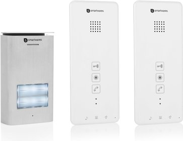 Smartwares DIC-21122 intercom with 2 indoor units