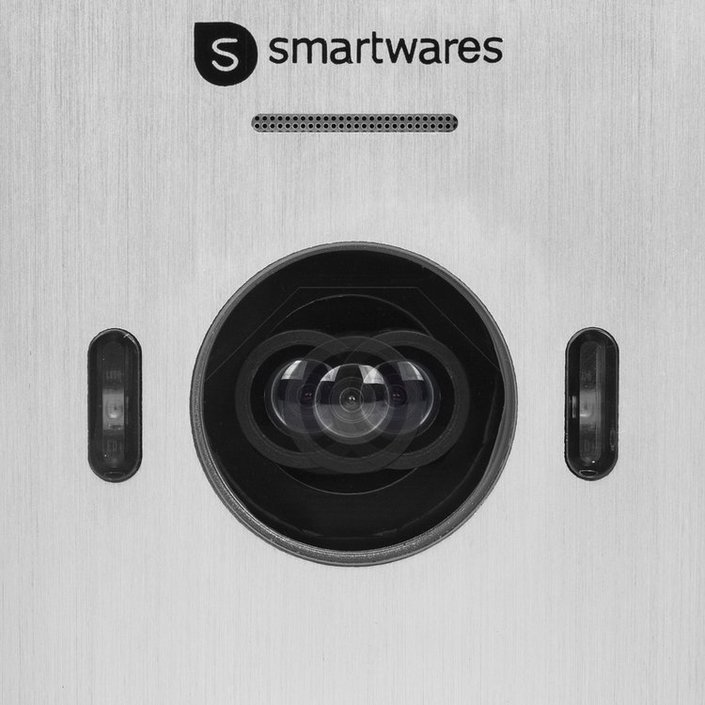 Smartwares DIC-22123 video-intercom met 3 binnenunits