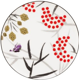 Designed for Living Tree Of Life petit four plate