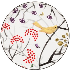 Designed for Living Tree of Life pastry platter