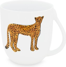 Fabienne Chapot Cheetah Becher XL