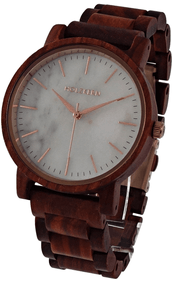 Holzkern Winter Day wrist watch