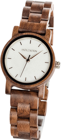 Holzkern Air wrist watch