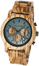 Holzkern Mountainlake wrist watch