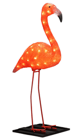 Konstsmide LED Acryl Flamingo