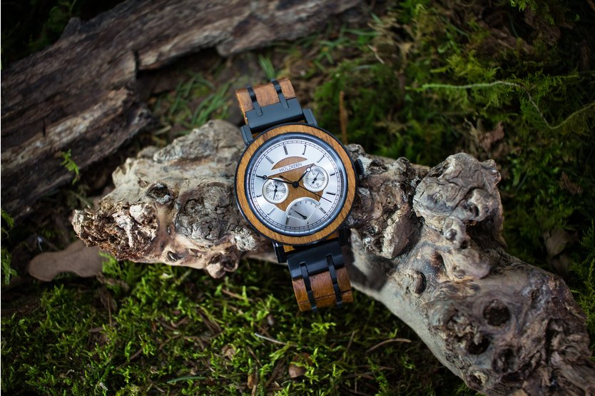 Holzkern Raja watch