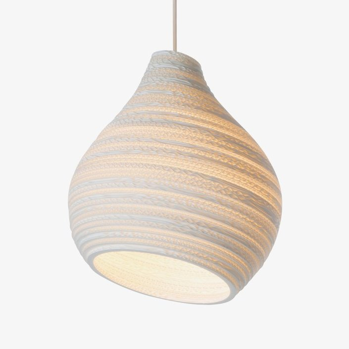 Graypants Hive 12 White hanglamp