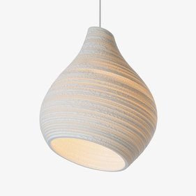 Graypants Hive 15 White hanglamp