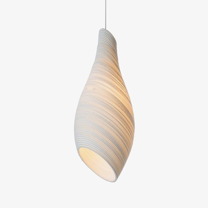 Graypants Nest 32 White hanglamp