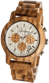 Holzkern Timberline wrist watch