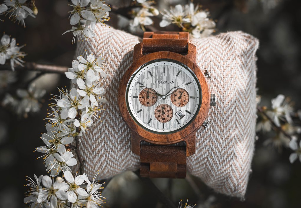Montre Holzkern Timberline