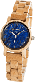 Holzkern Water wrist watch