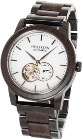 Holzkern Manhattan wrist watch