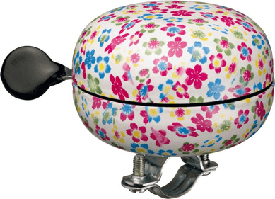 Cordo Ding Dong Happy Flower bicycle bell