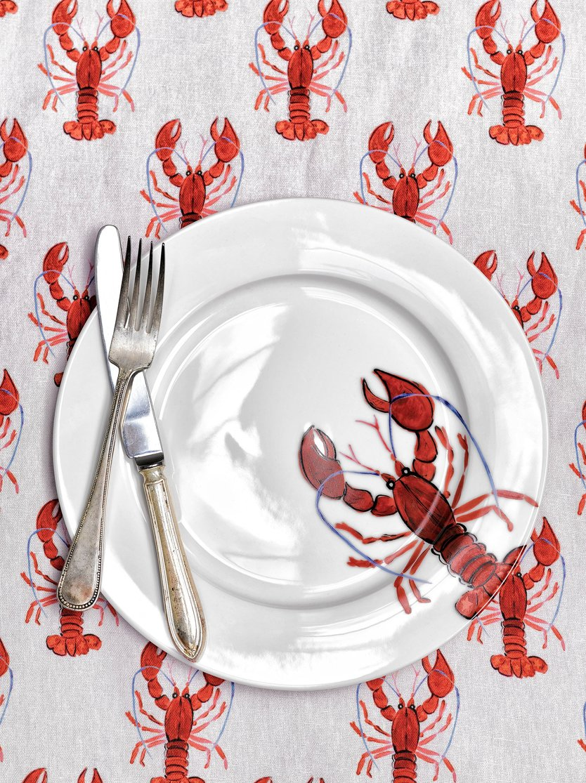 Fabienne Chapot Lobster mok XL
