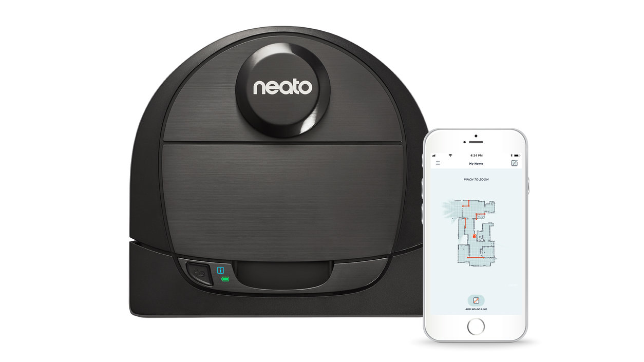 NEATO Botvac D4 Connected robotstofzuiger