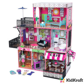 Kidkraft Dollhouse Brooklyn's Loft