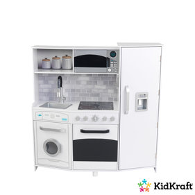 KidKraft Large wooden children's kitchen with light and sound
