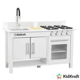 KidKraft Houten kinderkeuken Little Cook's Work Station