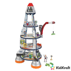 KidKraft Wooden play set rymdskepp